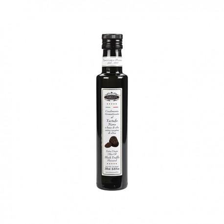 Condimento aromatizzato al Tartufo Nero a base di Olio extra vergine di oliva 1l