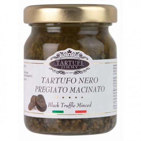 Cuore di Puro Tartufo Nero 90g
