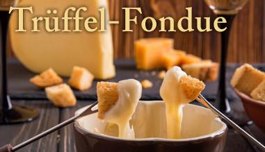 Trüffel-Fondue